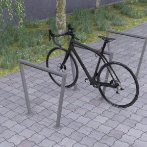 Stojaki na rowery zewnętrzne