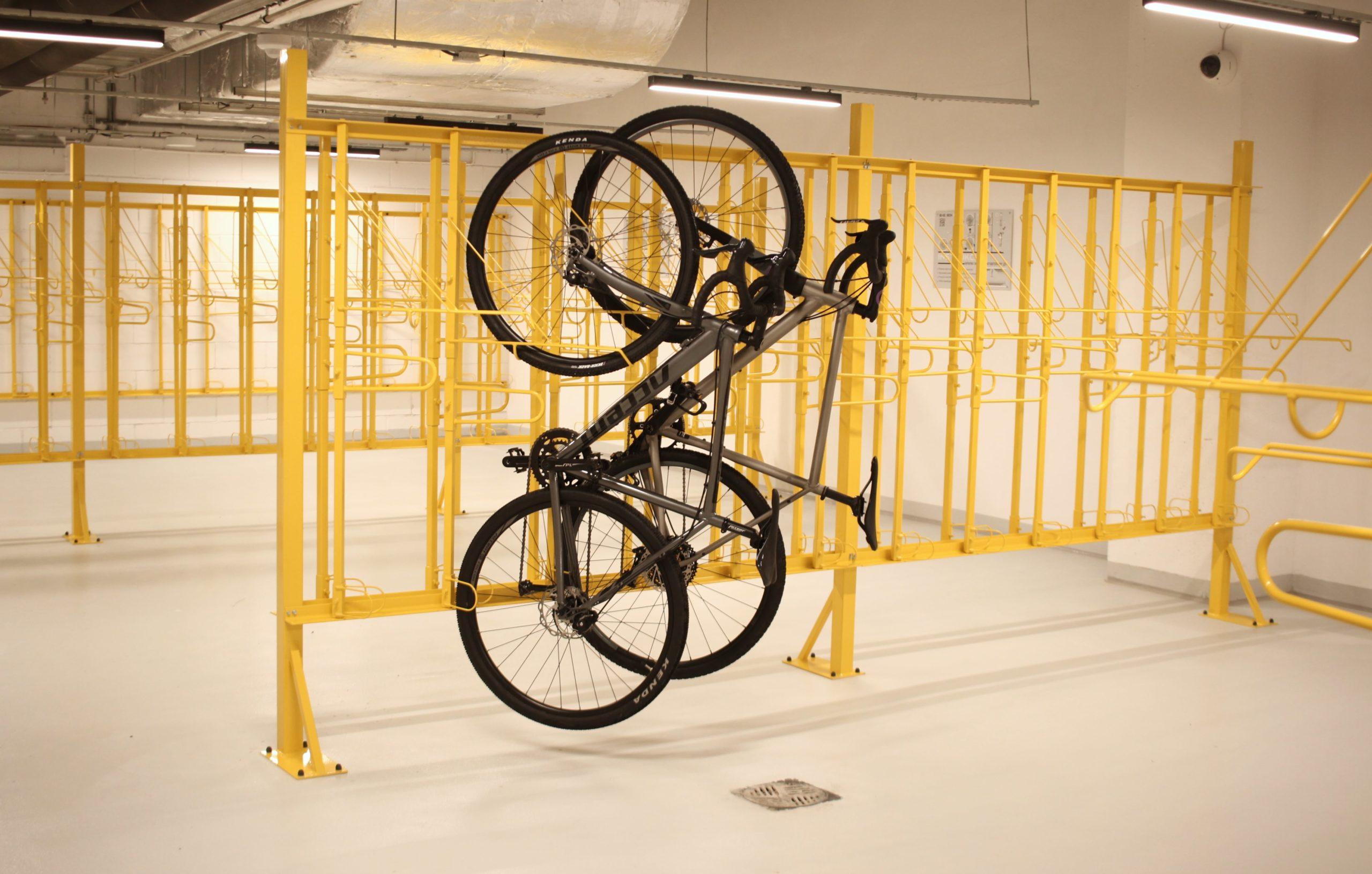 Wieszaki rowerowe