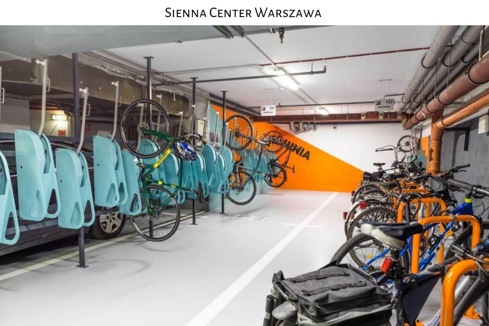 rowerownia sienna center