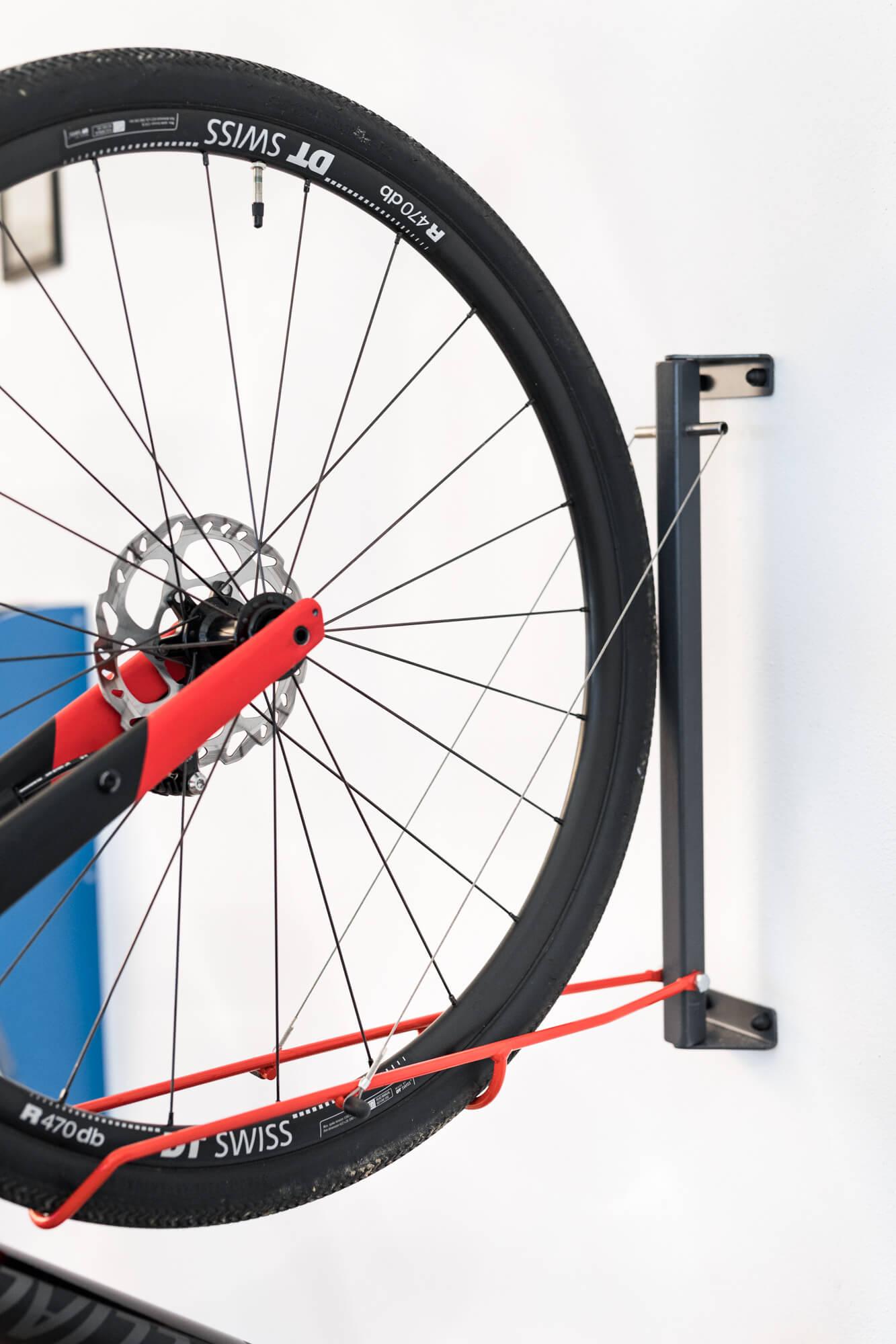 Bardzo dobra Wieszak ścienny na rower - Mini Twist - Bike2Box.com YR05