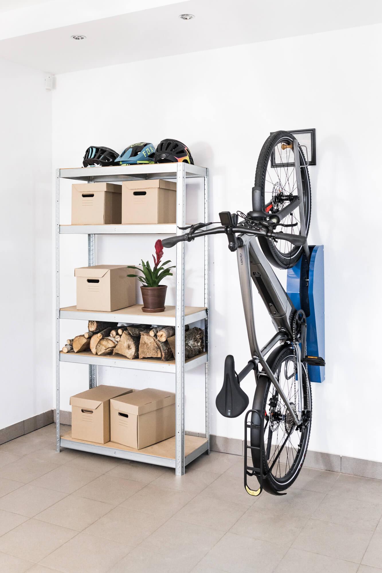 Skutecznosc Sa Znajome Praktykujacy Stojak Na Rower Do Garazu Goen Pl