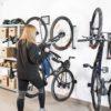 Wieszak rowerowy Mini Twist